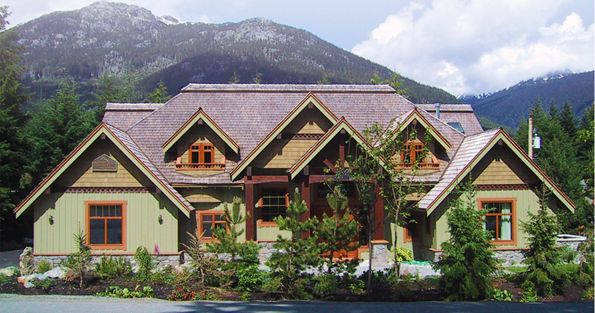 Main Photo: 3012 Alpine Crescent in Whistler: Business with Property for sale : MLS®# C8039661