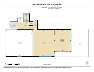 Photo 44: 6942 Leaside Drive SW in Calgary: Lakeview Detached for sale : MLS®# A1091041