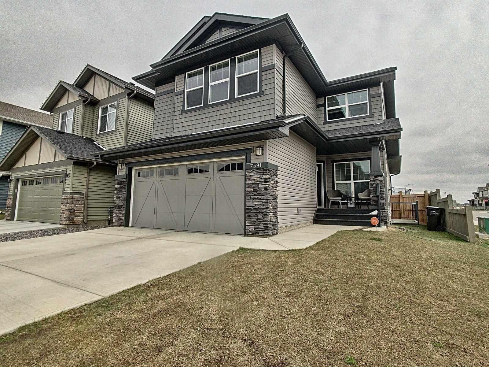 Main Photo: 7591 176 Avenue in Edmonton: Zone 28 House for sale : MLS®# E4245900