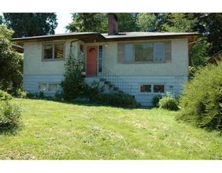 Photo 1: 1967 PANORAMA DR: House for sale (Canada)  : MLS®# V595602