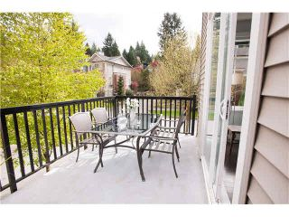"Photo 14: 74 101 FRASER Street in Port Moody: Port Moody Centre Townhouse for sale in ""CORBEAU"" : MLS®# V1116275"