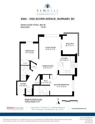 """Photo 22: 303 7225 ACORN Avenue in Burnaby: Highgate Condo for sale in """"Axis"""" (Burnaby South)  : MLS®# R2574944"""
