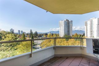 """Photo 16: 705 5790 PATTERSON Avenue in Burnaby: Metrotown Condo for sale in """"THE REGENT"""" (Burnaby South)  : MLS®# R2330523"""