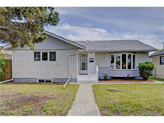 Photo 1: 9312 5 Street SE in Calgary: Acadia House for sale : MLS®# C4063076