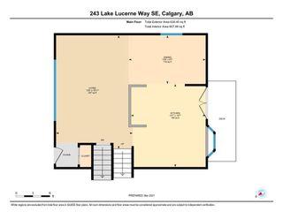 Photo 34: 243 Lake Lucerne Way SE in Calgary: Lake Bonavista Detached for sale : MLS®# A1049420