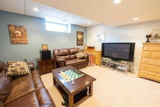 Photo 28: 11 Hawkstone Street in Winnipeg: Bridgwater Forest Residential for sale (1R)  : MLS®# 202101675
