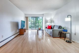 "Photo 3: 204 5450 EMPIRE Drive in Burnaby: Capitol Hill BN Condo for sale in ""EMPIRE PLACE"" (Burnaby North)  : MLS®# R2517725"