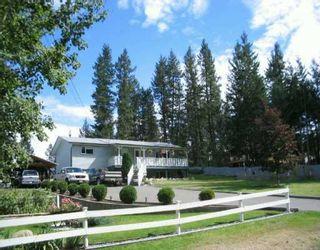 "Photo 1: 1314 GUN-A-NOOT Trail in Williams_Lake: Esler/Dog Creek House for sale in ""GUN-A-NOOT"" (Williams Lake (Zone 27))  : MLS®# N190912"
