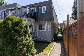 Photo 1: 13 21555 Dewdney Trunk in Maple Ridge: West Central Townhouse for sale : MLS®# R2567076