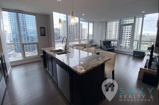 Photo 1: 10238 103 Street in Edmonton: Condo for rent
