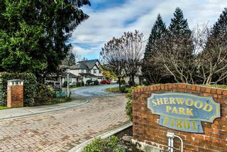 "Photo 1: 3 21801 DEWDNEY TRUNK Road in Maple Ridge: West Central Townhouse for sale in ""SHERWOOD PARK"" : MLS®# R2124804"