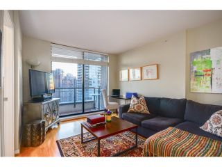 """Photo 3: 1906 1295 RICHARDS Street in Vancouver: Downtown VW Condo for sale in """"OSCAR"""" (Vancouver West)  : MLS®# V1048145"""