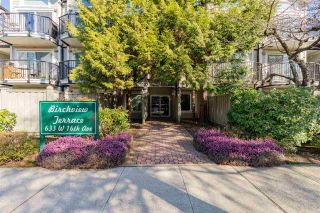 """Main Photo: 203 633 W 16TH Avenue in Vancouver: Fairview VW Condo for sale in """"Birchview Terrance"""" (Vancouver West)  : MLS®# R2549820"""