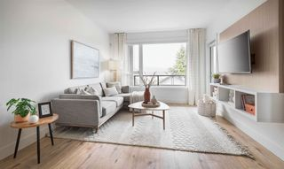Photo 1: 412 4788 HASTINGS STREET in Burnaby: Capitol Hill BN Condo for sale (Burnaby North)  : MLS®# R2602139