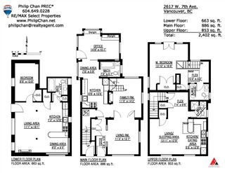 Photo 13: 2617 W 7TH Avenue in Vancouver: Kitsilano House for sale (Vancouver West)  : MLS®# R2051139