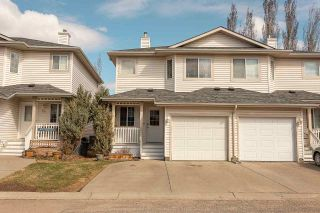 Photo 31: 23 16933 115 Street in Edmonton: Zone 27 House Half Duplex for sale : MLS®# E4239637