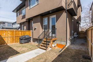 Photo 34: 1117 Russet Road NE in Calgary: Renfrew Semi Detached for sale : MLS®# A1089677