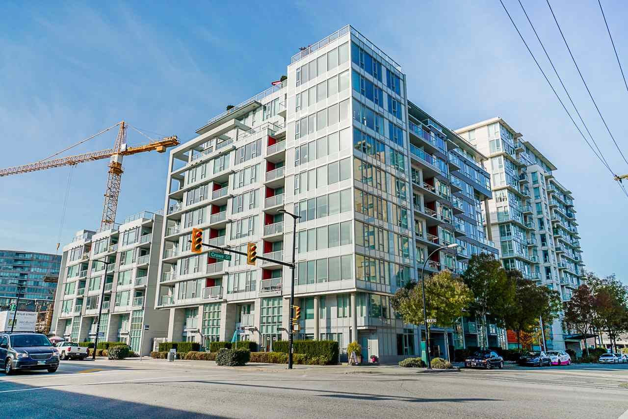 Main Photo: 904 1887 CROWE Street in Vancouver: False Creek Condo for sale (Vancouver West)  : MLS®# R2417358