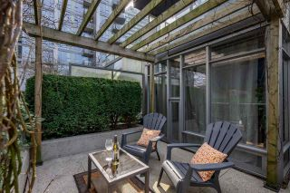 """Photo 21: 139 REGIMENT Square in Vancouver: Downtown VW Townhouse for sale in """"Spectrum 4"""" (Vancouver West)  : MLS®# R2556173"""
