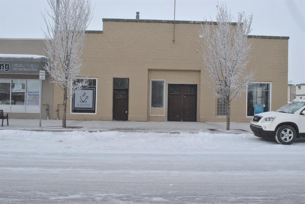 Main Photo: 509 1 Street SW: High River Retail for sale : MLS®# A1064101