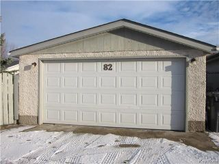 Photo 18: 82 Rizzuto Bay in Winnipeg: Mission Gardens Residential for sale (3K)  : MLS®# 1730260
