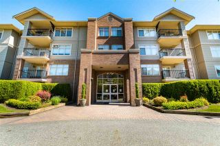"""Photo 1: 305 45769 STEVENSON Road in Chilliwack: Sardis East Vedder Rd Condo for sale in """"PARK PLACE 1"""" (Sardis)  : MLS®# R2587519"""