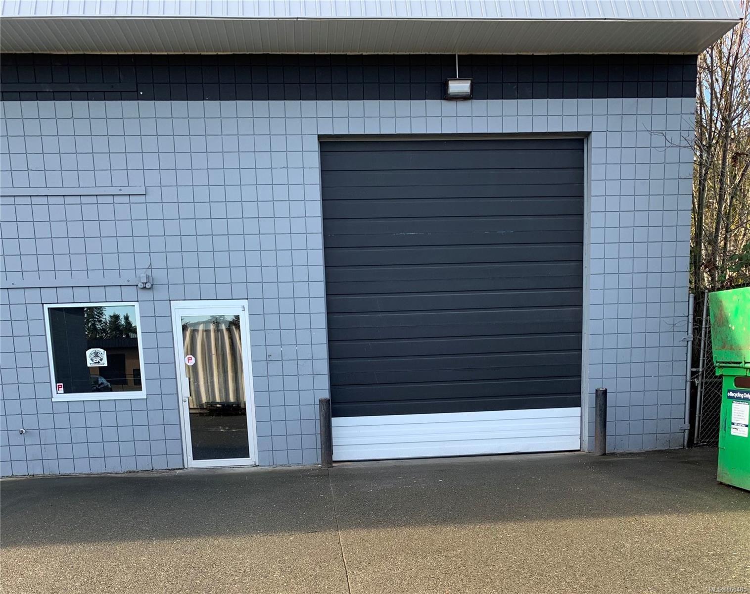 Main Photo: 6 3012 Boys Rd in : Du West Duncan Industrial for lease (Duncan)  : MLS®# 865485