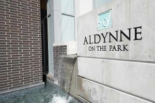 """Photo 34: 3602 5883 BARKER Avenue in Burnaby: Metrotown Condo for sale in """"ALDYNNE ON THE PARK"""" (Burnaby South)  : MLS®# R2574846"""