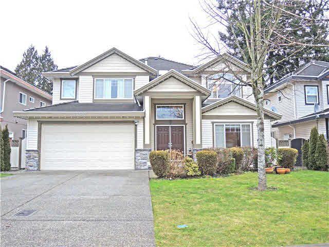 Main Photo: 13347 60TH AVENUE in Surrey: Panorama Ridge House for sale ()  : MLS®# F1429807