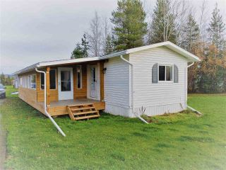Photo 1: 8950 COLUMBIA Road in Prince George: Pineview Manufactured Home for sale (PG Rural South (Zone 78))  : MLS®# R2516403