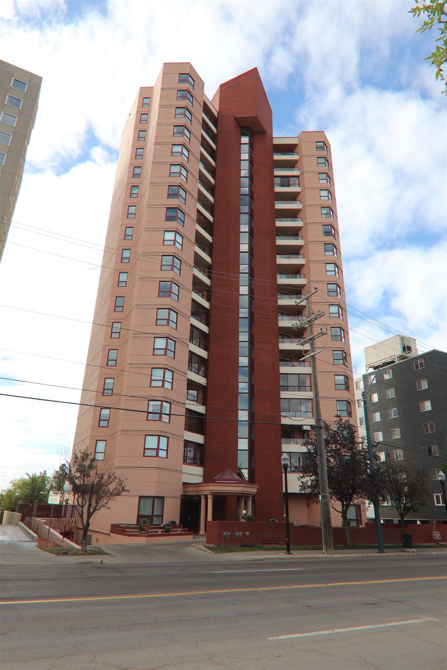 Main Photo: 301 12319 JASPER Avenue in Edmonton: Zone 12 Condo for sale : MLS®# E4263836