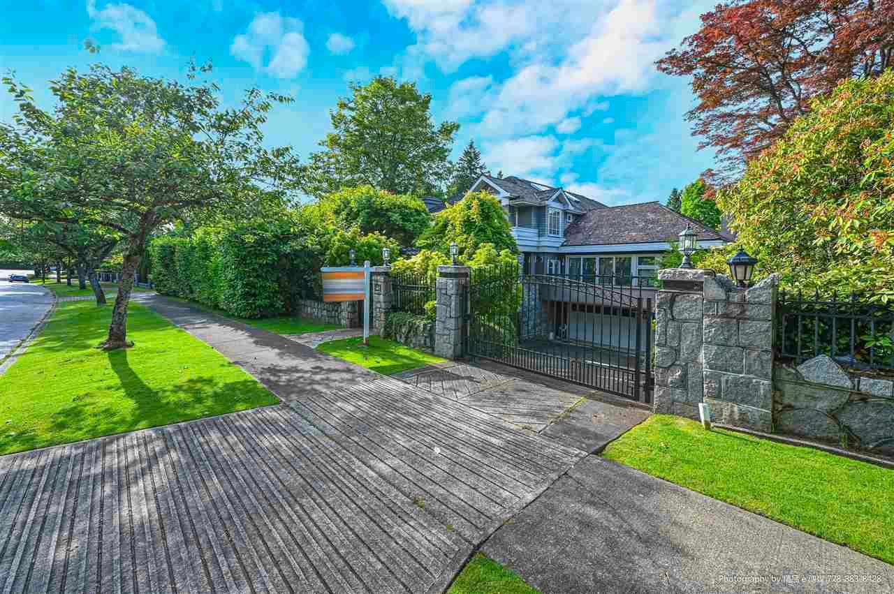 Main Photo: 1411 MINTO Crescent in Vancouver: Shaughnessy House for sale (Vancouver West)  : MLS®# R2585434