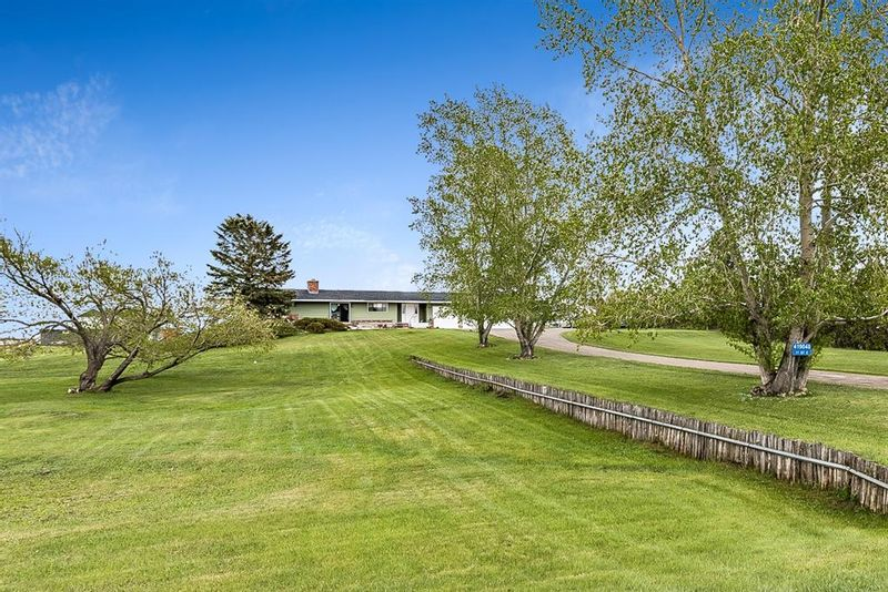 FEATURED LISTING: 419040 17 Street East Rural Foothills County