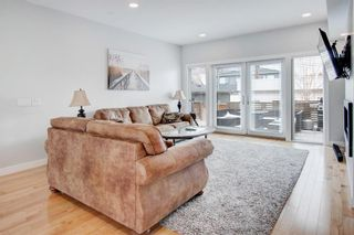 Photo 9: 606 23 Avenue NE in Calgary: Winston Heights/Mountview Semi Detached for sale : MLS®# A1098517