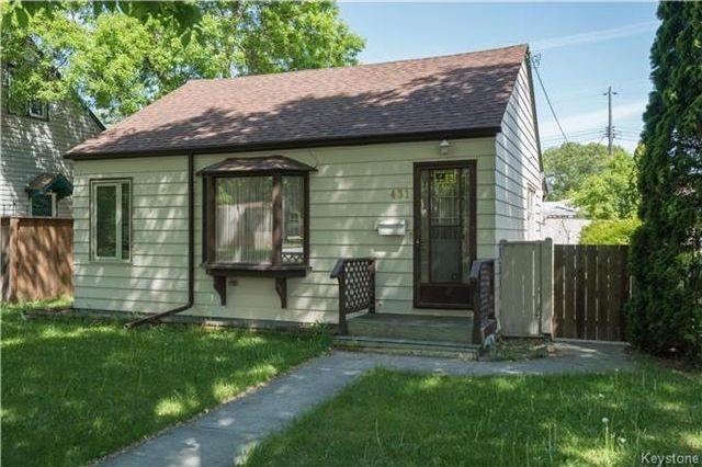 Main Photo: 431 Ravelston Avenue East in Winnipeg: East Transcona Residential for sale (3M)  : MLS®# 1714679