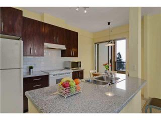 """Photo 2: 703 7388 SANDBORNE Avenue in Burnaby: South Slope Condo for sale in """"MAYFAIR PLACE"""" (Burnaby South)  : MLS®# V1108357"""