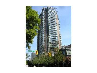 Photo 1: 1006 1068 HORNBY STREET in Vancouver: Downtown VW Condo for sale (Vancouver West)  : MLS®# V1143276