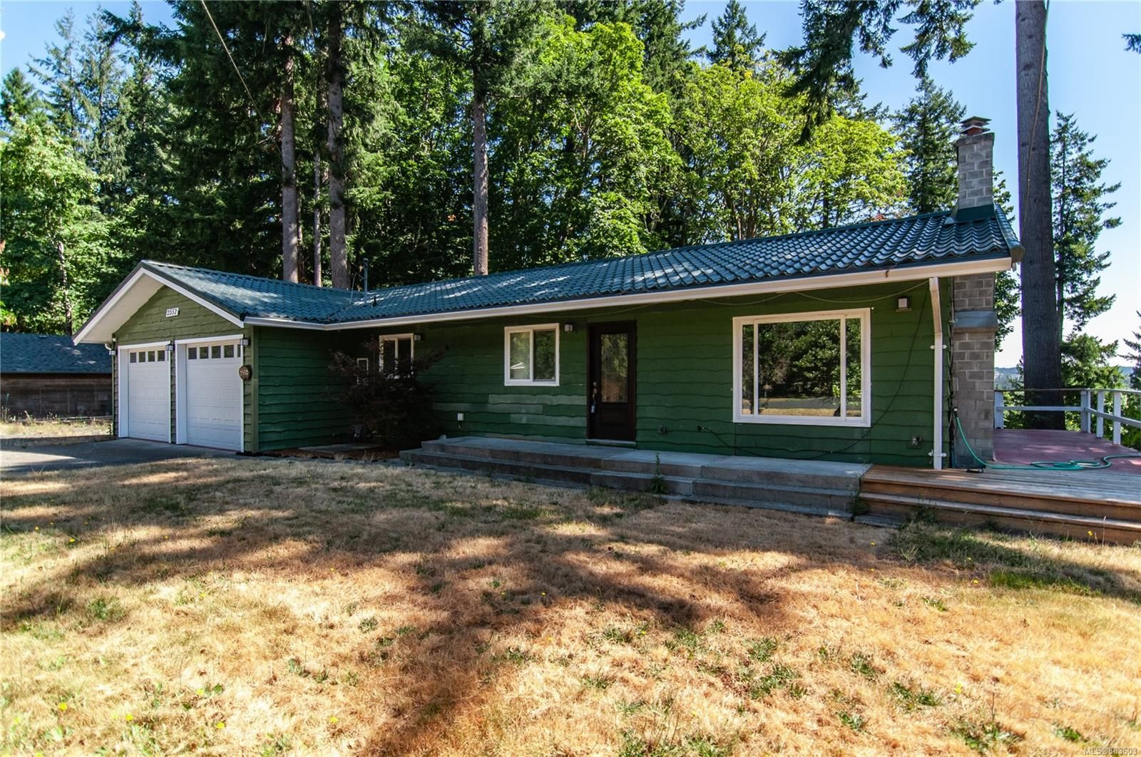 Main Photo: 2552 Rainbow Rd in : CR Campbell River North House for sale (Campbell River)  : MLS®# 883603