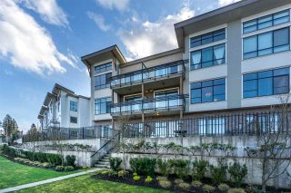 Photo 1: 7 9989 E BARNSTON Drive in Surrey: Fraser Heights Townhouse for sale (North Surrey)  : MLS®# R2249315