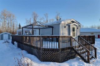 Photo 1: 111-58533 RR 113: Rural St. Paul County Manufactured Home for sale : MLS®# E4229449