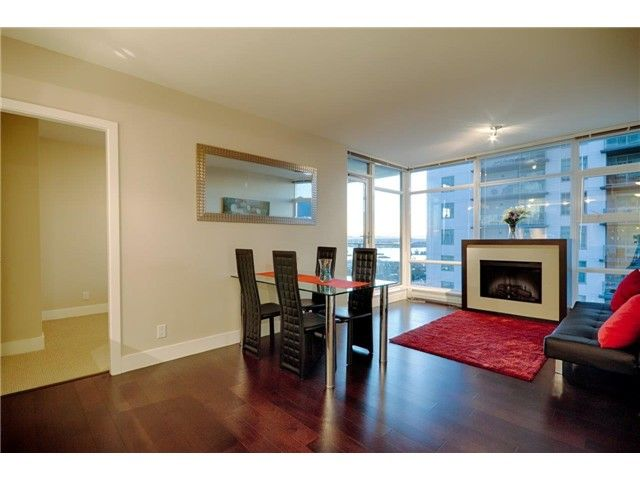 Photo 6: Photos: # 1207 158 W 13TH ST in North Vancouver: Central Lonsdale Condo for sale : MLS®# V1086786