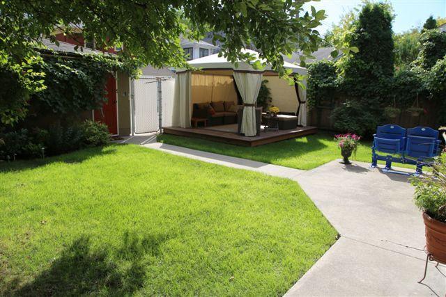 Photo 36: Photos: 105 Lipton Street in Winnipeg: Wolseley Single Family Detached for sale (West Winnipeg)  : MLS®# 1525388