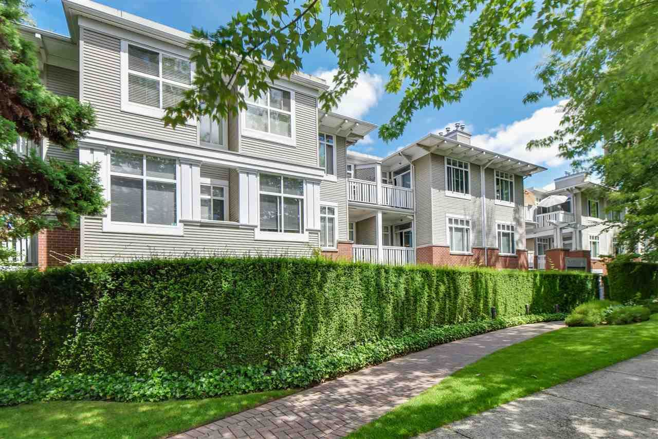 Main Photo: 115 1675 W 10TH AVENUE in : Fairview VW Condo for sale (Vancouver West)  : MLS®# R2086352
