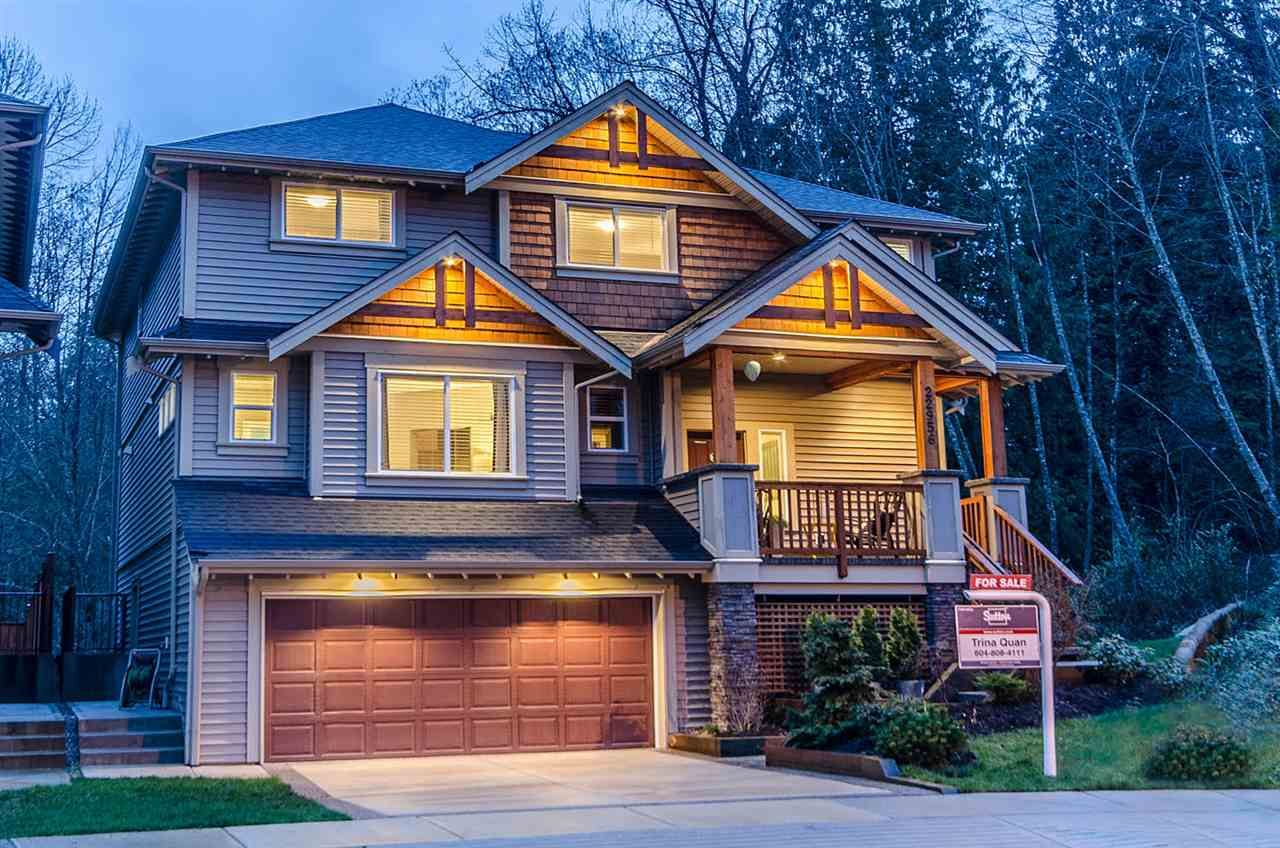 """Main Photo: 22956 134 Loop in Maple Ridge: Silver Valley House for sale in """"HAMPSTEAD"""" : MLS®# R2042941"""