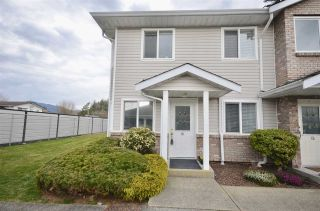 Main Photo: 16 46735 YALE Road in Chilliwack: Chilliwack E Young-Yale Townhouse for sale : MLS®# R2552694