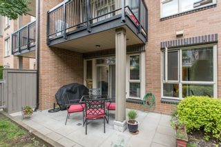 Photo 21: 107 1150 KENSAL Place in Coquitlam: New Horizons Condo for sale : MLS®# R2527521