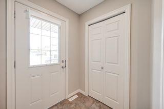 Photo 2: 28 1730 Leger Gate NW in Edmonton: Zone 14 House Half Duplex for sale : MLS®# E4250652