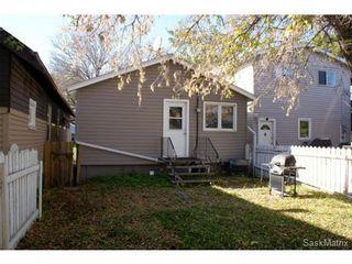 Photo 32: 1445 CONNAUGHT Street in Regina: Rosemont Single Family Dwelling for sale (Regina Area 02)  : MLS®# 514913