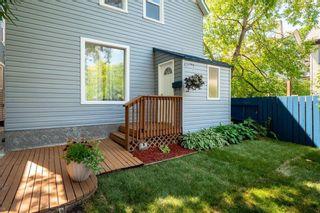 Photo 2: 48 Knappen Avenue in Winnipeg: Wolseley Residential for sale (5B)  : MLS®# 202117353