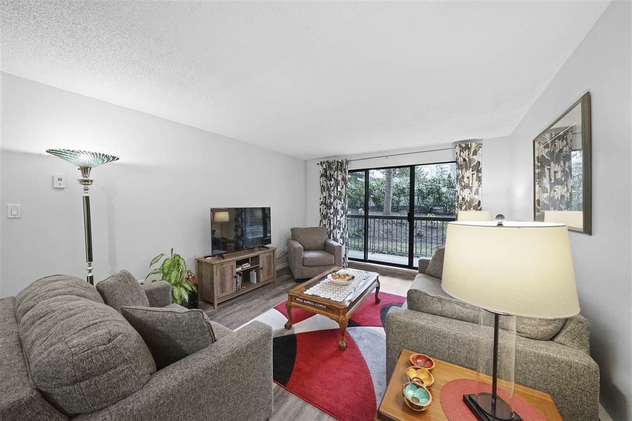 """Main Photo: 107 620 EIGHTH Avenue in New Westminster: Uptown NW Condo for sale in """"The Doncaster"""" : MLS®# R2539219"""